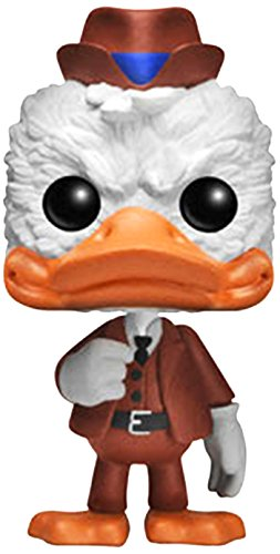 Funko POP! Marvel: Howard The Duck Action Figure - 1