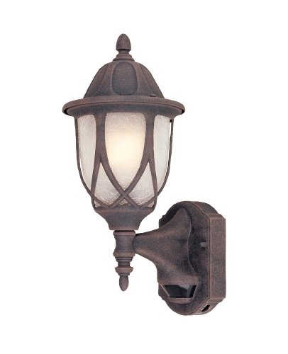 Designers Fountain 2867Md-Ag Capella Wall Lanterns, Autumn Gold