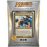Magic the Gathering Commander 2013 deck - Evasive Maneuvers
