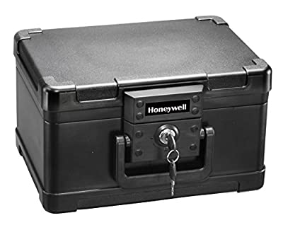 Honeywell 0.15 Cu. Ft. Molded Fire Chest