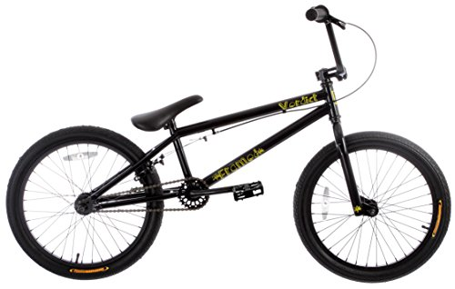 Purchase Framed Verdict BMX Bike Black/Yellow 20″