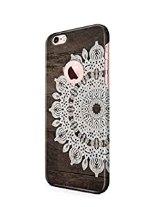 Cover Affair Mandala Printed Back Cover Case for Apple iPhone 6