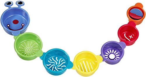 Munchkin Caterpillar Spillers Stacking Cups, 1 Set - 1