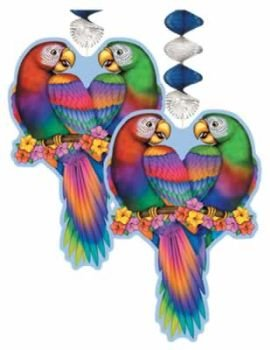 Tropical Bird Danglers