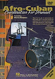 Afro-Cuban Coordination for DrumsetB0006FO8GQ : image