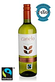 Fairtrade® Canelo Sauvignon Blanc 2010 - Case of 6