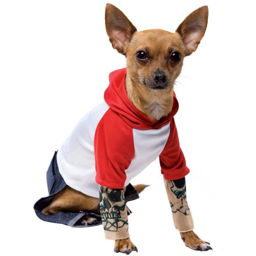 Tattoo Dog Pet Costume