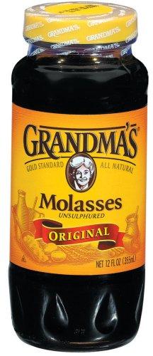 Grandma's Original Molasses All Natural, Unsulphured - 12oz