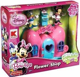Disney Minnie Mouse Bow-tique Flower Shop
