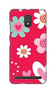 SWAG my CASE Printed Back Cover for Lenovo A6600