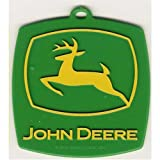 John Deere Cake 1 HUGE Key Chain Re-Usable Cake Pic & Party Favor