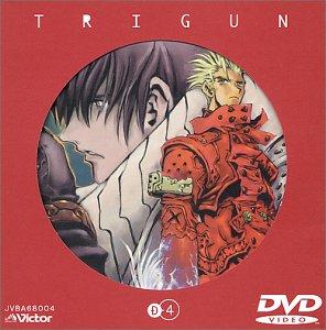 トライガン D-4 [DVD]