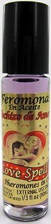 Pheromone Oil Perfume Love Spell