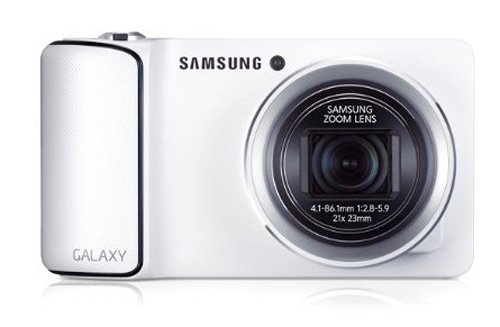 Great Features Of Factory Unlocked Samsung Galaxy Camera EK-GC100 8GB White, Android OS, v4.1 (Jelly...