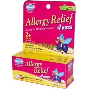 Hyland's Homeopathic Allergy Relief 4Kids (125 Tablets&$41;
