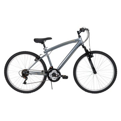 Huffy Men's ATB Rival Bike (Charcoal Grey, 26-Inch)