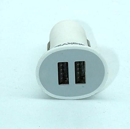 makviz C2 Dual-USB Mini Car Charger