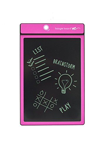 Boogie Board 8.5-Inch LCD Writing Tablet,Pink (PT01085PNKA0002) (Board To Draw compare prices)