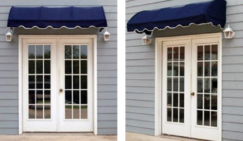 Cheap building materials quarter round window awning or for 12 wide door