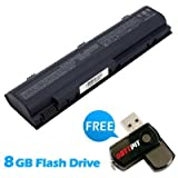 Battpit� Laptop / Notebook Battery Replacement for HP 367759-001 (4400mAh / 48Wh) with FREE 8GB Battpit� USB Flash Drive