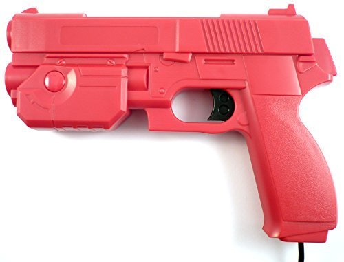 Ultimarc AimTrak Arcade Light Gun - MAME, PC, PS3, PS2 (Red) by Ultimarc (Aimtrak Light Gun compare prices)