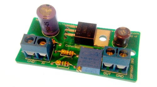 Constant Current Dc Power Supply Kit (25Ma)