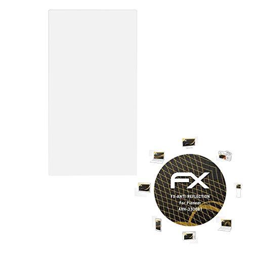 3-x-atFoliX-Schutzfolie-Pioneer-AVH-3300BT-Displayschutzfolie-FX-Antireflex-blendfrei