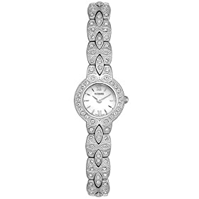 Wittnauer Women's Crystal Watch #10L08