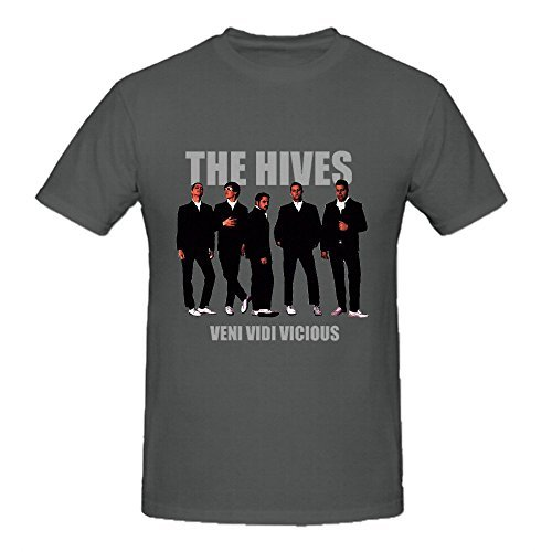 Meyee Nadigt The Hives Veni Vidi Vicious Tee Shirts Mens