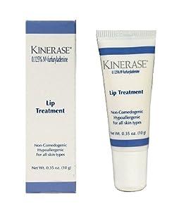 Kinerase 0.125% N6-furfuryladenine Lip Treatment (10g)  0.35 Ounce