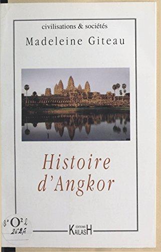 Histoire d'Angkor