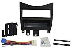 See Being Lucky G7059 Car Double 2 Din Dash Frame Mounting Installation Kit Fascias for Honda Accord 2003 2004 2005 2006 2007 2008, for one set 1 Din size head unit or one set 1 Din size DVD motorized head unit Details