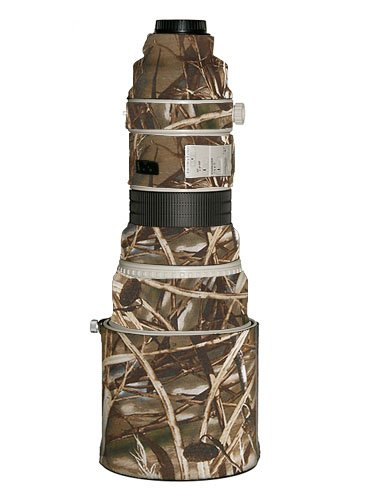 LensCoat Lens Cover for the Canon 400mm f/2.8 IS Lens – Realtree Max4