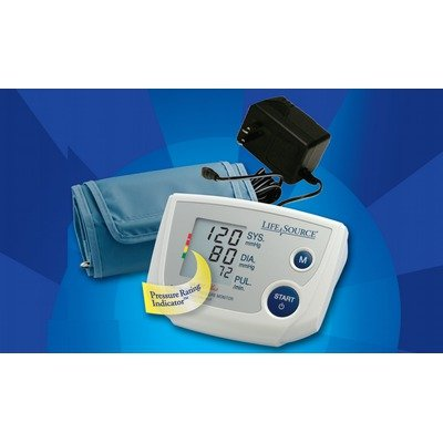 Cheap One Step Plus Memory Blood Pressure Monitor with Cuff (UA-767PAC)