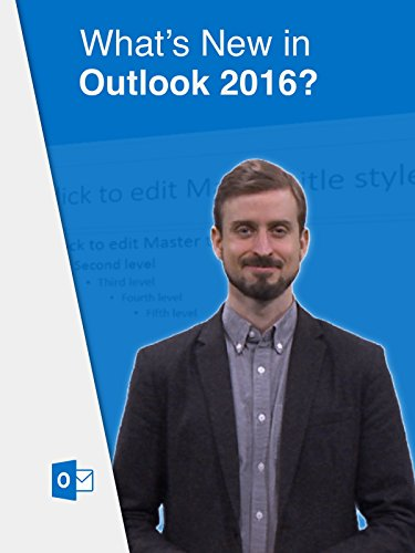 What's New in Outlook 2016?