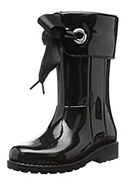 Igor Kid\'s Campera Charol Negro Synthetic Rain Boot 31 M EU/13 M US Little Kid