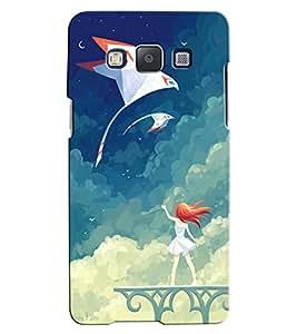 Citydreamz Kites\Girl Hard Polycarbonate Designer Back Case Cover For Samsung Galaxy Core Prime G360H/G361H