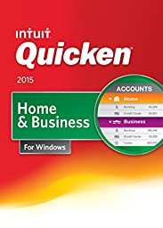 Quicken Home & Business Personal Finance & Budgeting Software 2015 [Old Version]