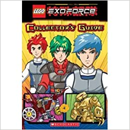 LEGO Exo Force Collectors Guide Allison Lassieur