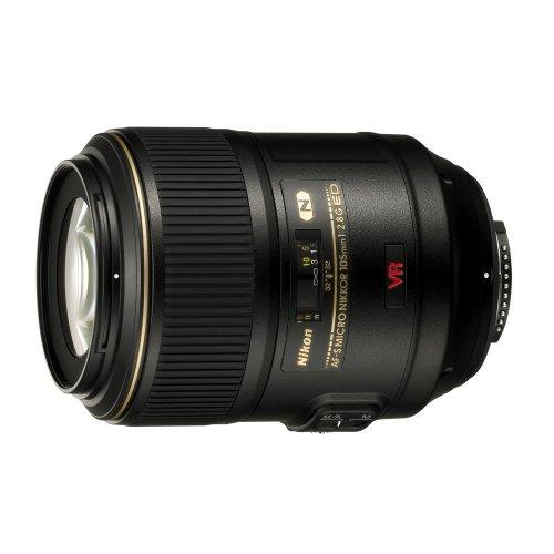 Nikon AF-S VR Micro NIKKOR 105mm f/2.8G IF-ED Lens