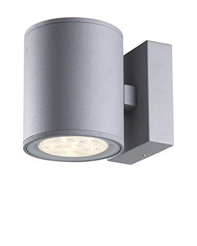 WOFI Lámpara De Pared LED Outdoor Austin Gris Claro