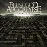 Fleshgod Apocalypse - Labyrinth [Japan CD] COCB-60100 by Columbia Japan