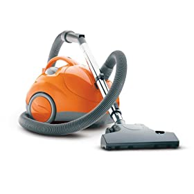 Hoover Portable Canister Vacuum, Bagged, S1361