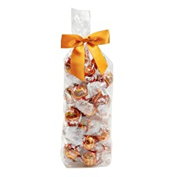 Lindor Truffles Peanut Butter Chocolate 11.9 oz Bag