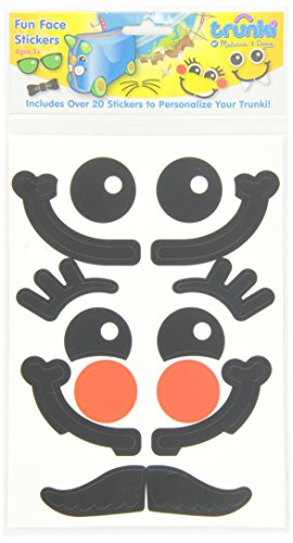 Melissa & Doug Trunki Fun Face Stickers - 1
