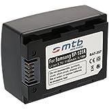 Batterie IA-BP105R pour Samsung SMX-F70, F400, F500, F530, F700