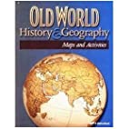 Old World History and Geography: Maps and…