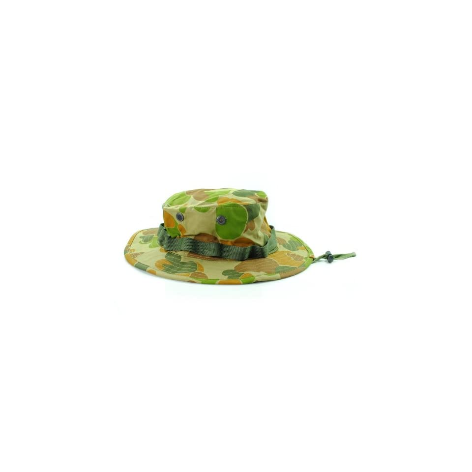c61de0ca79e06 Australian Army Camouflage Ripstop Boonie HAT Size 61 on PopScreen