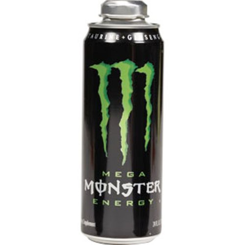 Mega Monster Energy Drink, 24-Ounce Cans (Pack of 12) (Monster Energy Mega compare prices)