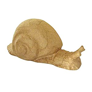 Amazon.com: Decopatch SA138 Decoupage Papier Mache Animal Snail